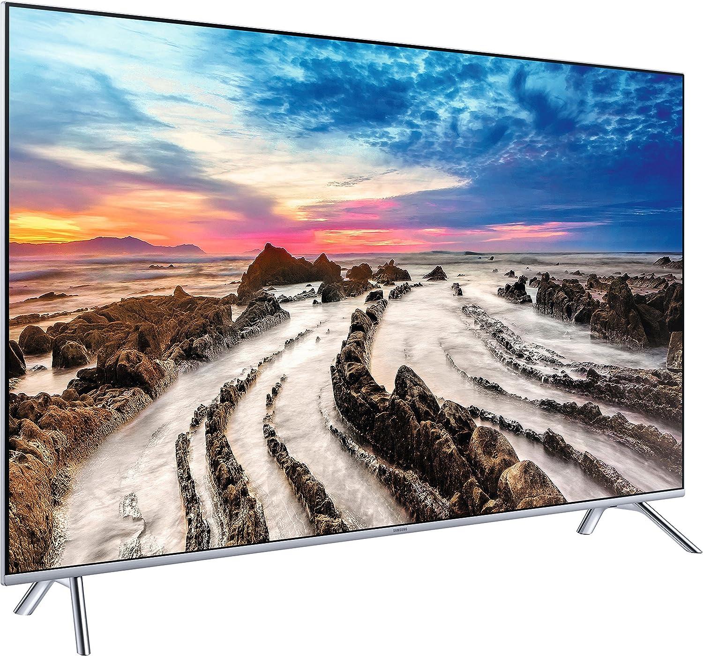 Samsung mu7000 138 cm (55 pulgadas) televisor (Ultra HD, sintonizador Twin, HDR 1000, Smart TV) [Clase energética A +] (Versión de AT): Amazon.es: Electrónica