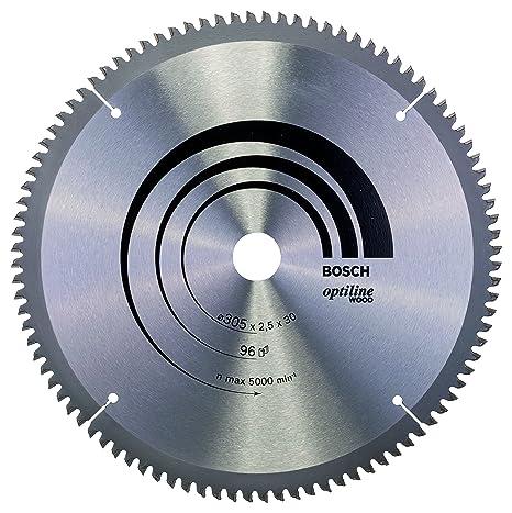 Relativ Bosch Professional Kreissägeblatt (für Holz, AußenØ: 305 mm HO36
