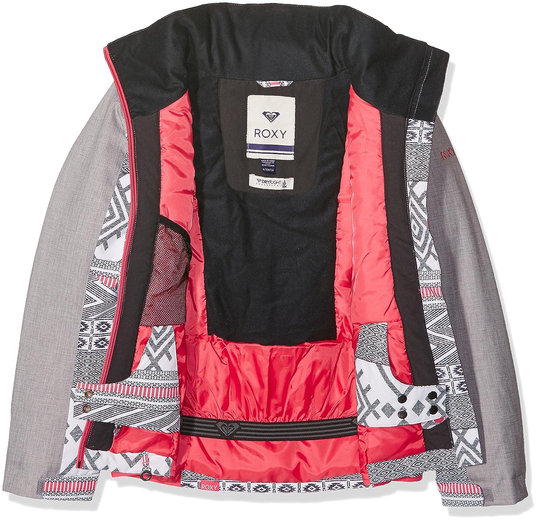 3a9bed59c Roxy Mädchen Sassy JK G Snow Jacket