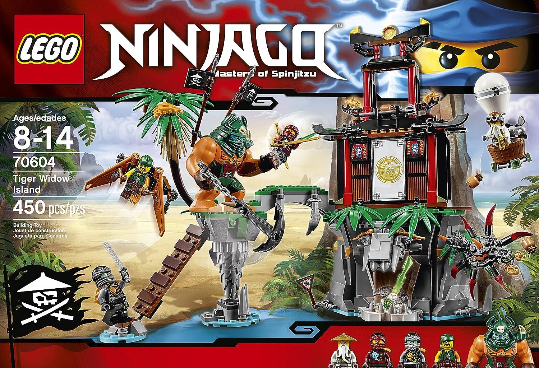 Amazon.com: Juguete LEGO de la serie Ninjago, isla de la ...