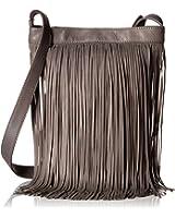 FRYE Ray Fringe Cross-Body Bag
