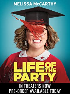 Book Cover: Life of the party