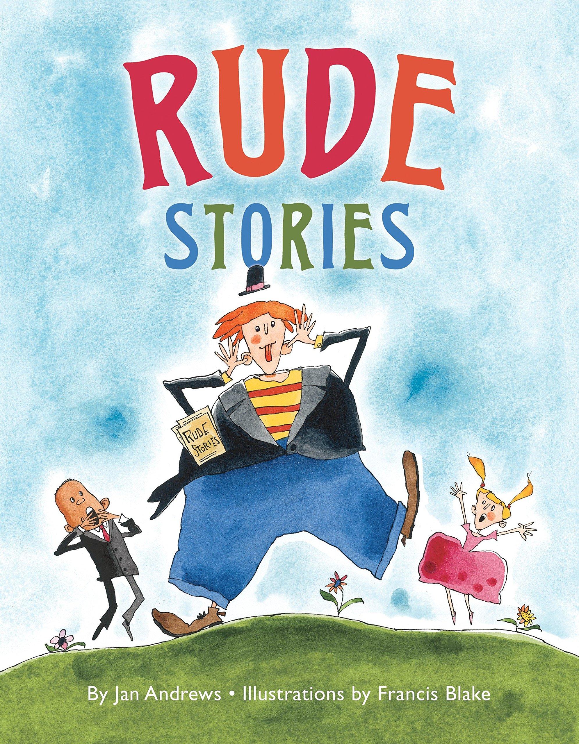 Rude Stories ebook