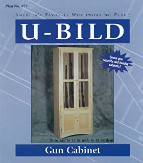 U Bild 875 Gun Cabinet Project Plan