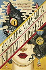 THE MASTER AND MARGARITA: 50th-Anniversary Edition (Penguin Classics Deluxe Edition) Kindle Edition