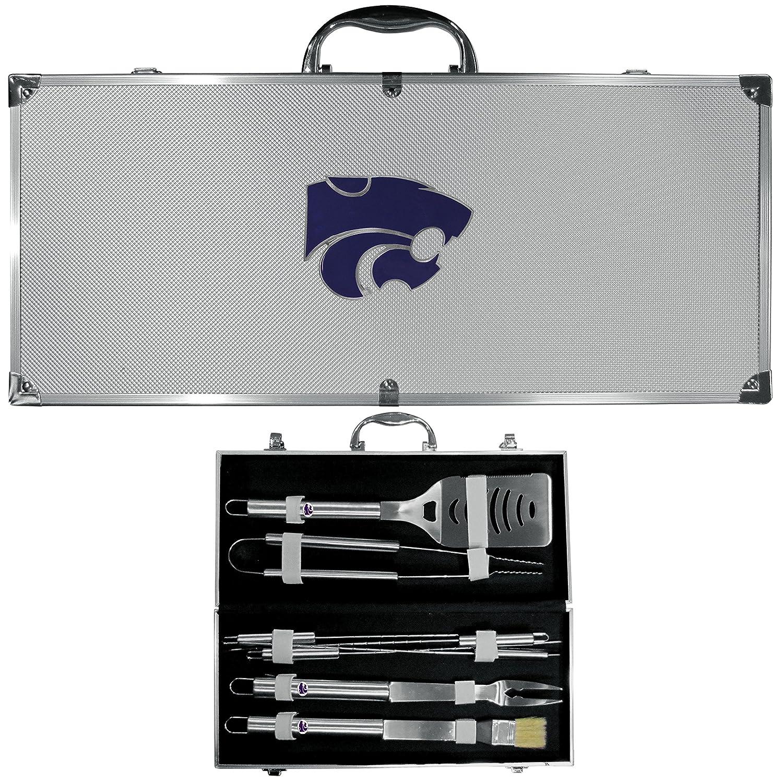 NCAA Kansas State Wildcats BBQロゴツールセット B00GU0HFM0