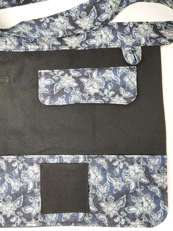 Custom Vendor craft fair half apron groomers apron personalized teachers apron