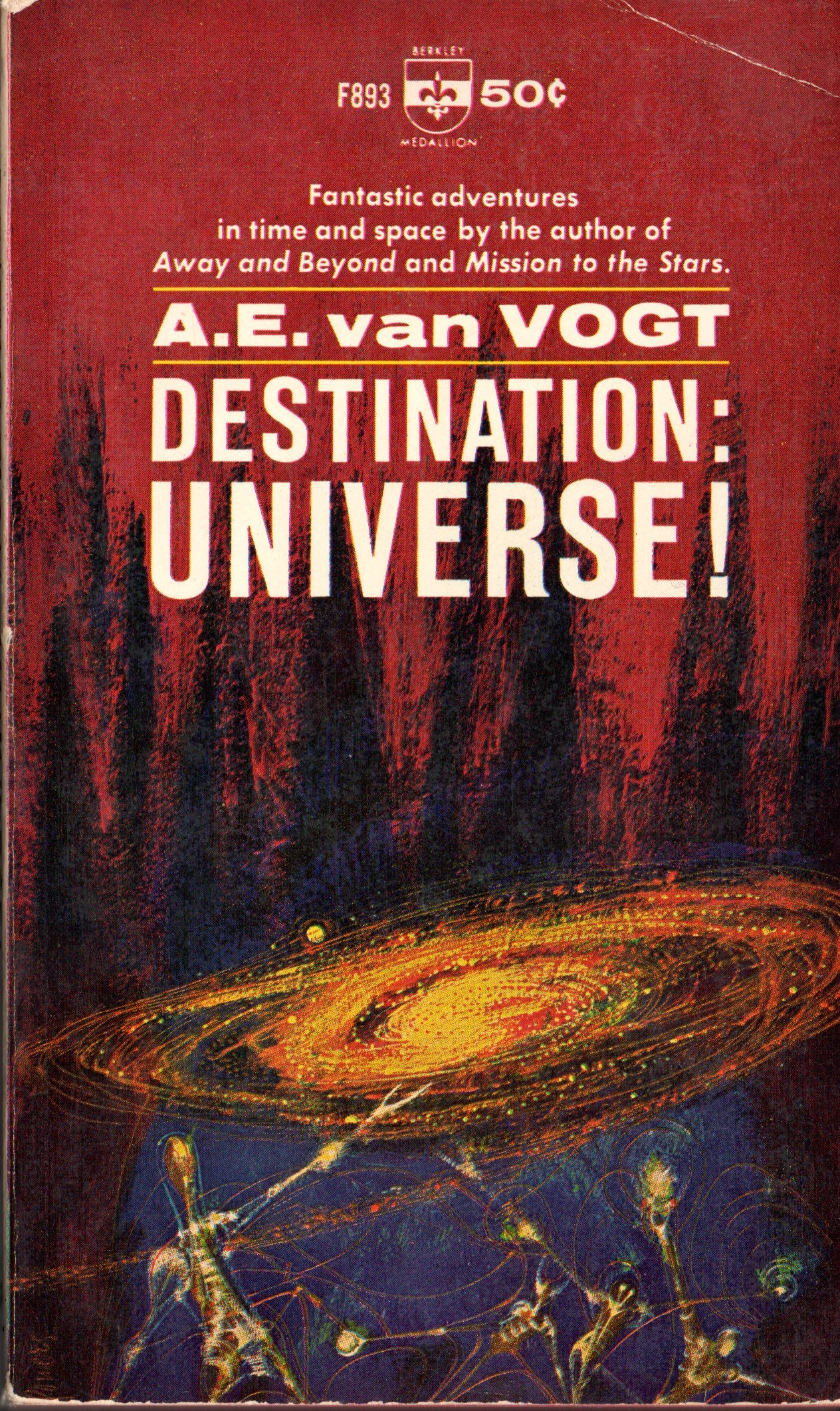 Destination: Universe!, can Vogt, A.E.