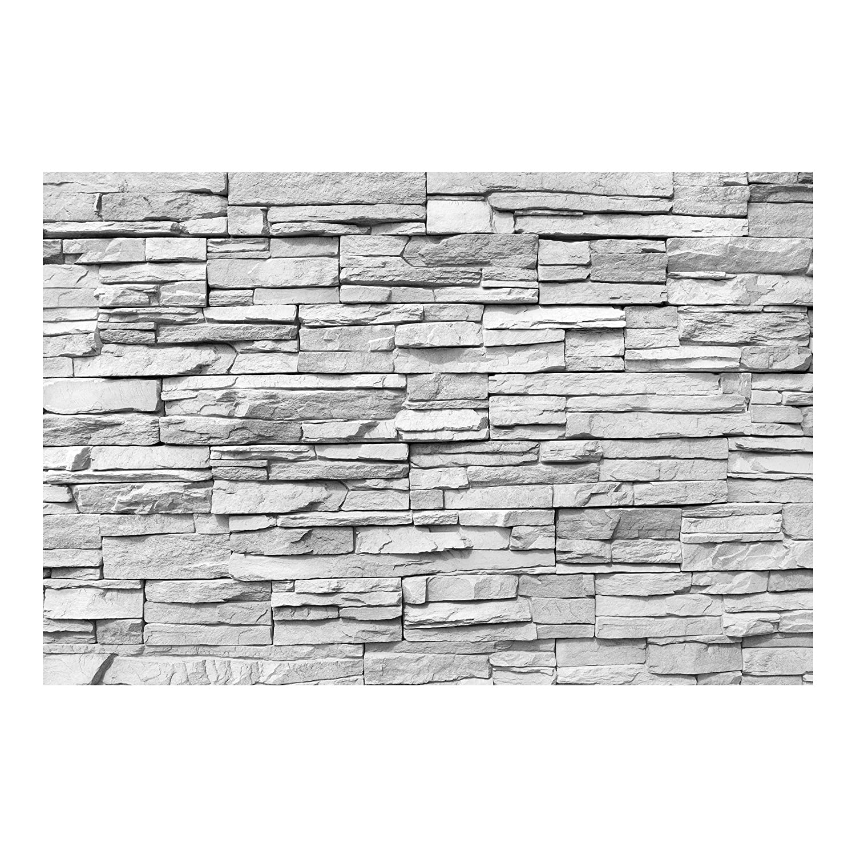 Steintapete - Ashlar Masonry - Vlies Fototapete Breit, Größe HxB: 320cm x 480cm