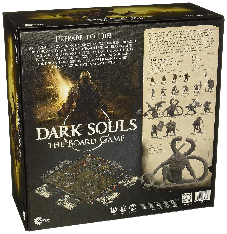 Steamforge Games Sfgd001 Dark Souls Gioco Da Tavolo