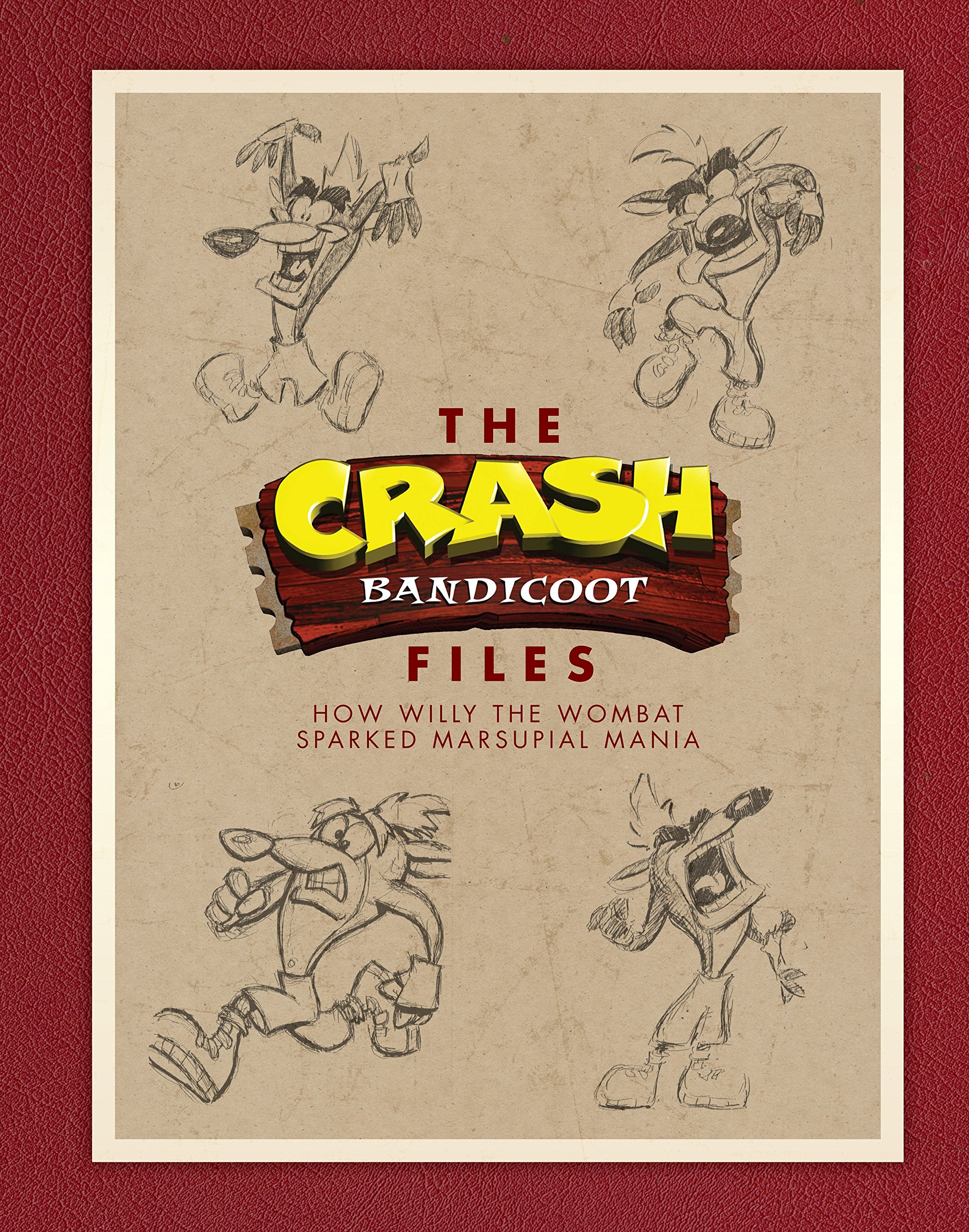 The Crash Bandicoot Files How Willy The Wombat Sparked