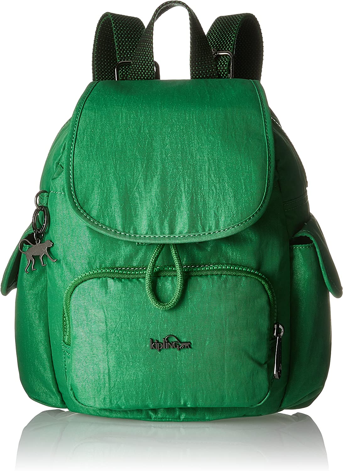 Kipling City Pack S Mini Backpack Wild Greeny