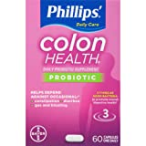 Phillips' Colon Health Daily Probiotic Supplement, 60 Count