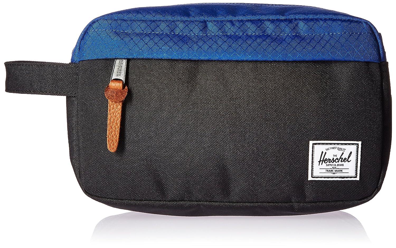 b1cbcdfd5250 Herschel Toiletry Bag Chapter 10039-00001-OS Black  Amazon.co.uk  Luggage