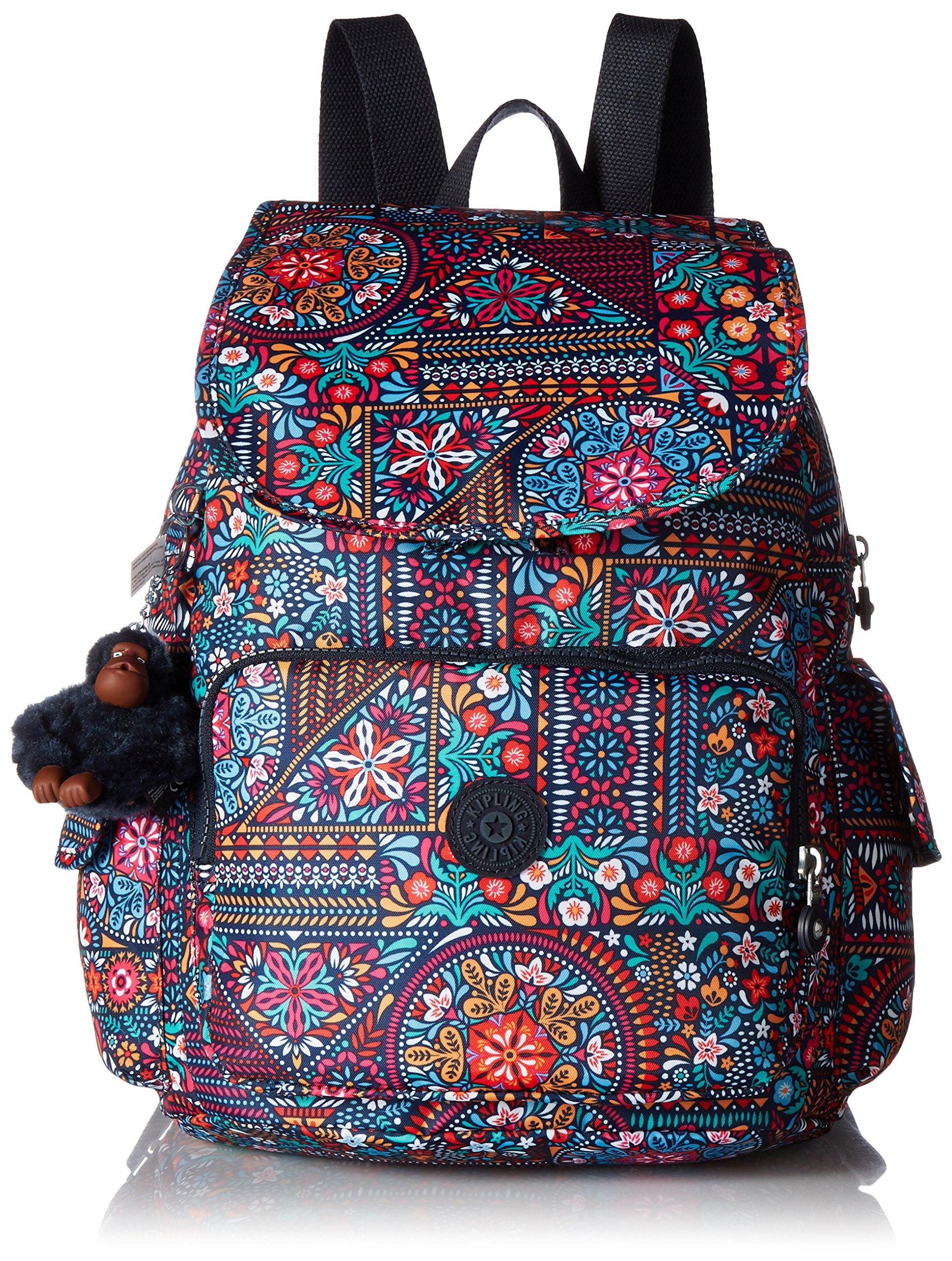 Kipling Ravier Printed Backpack, Dzdrlngmlt by Kipling