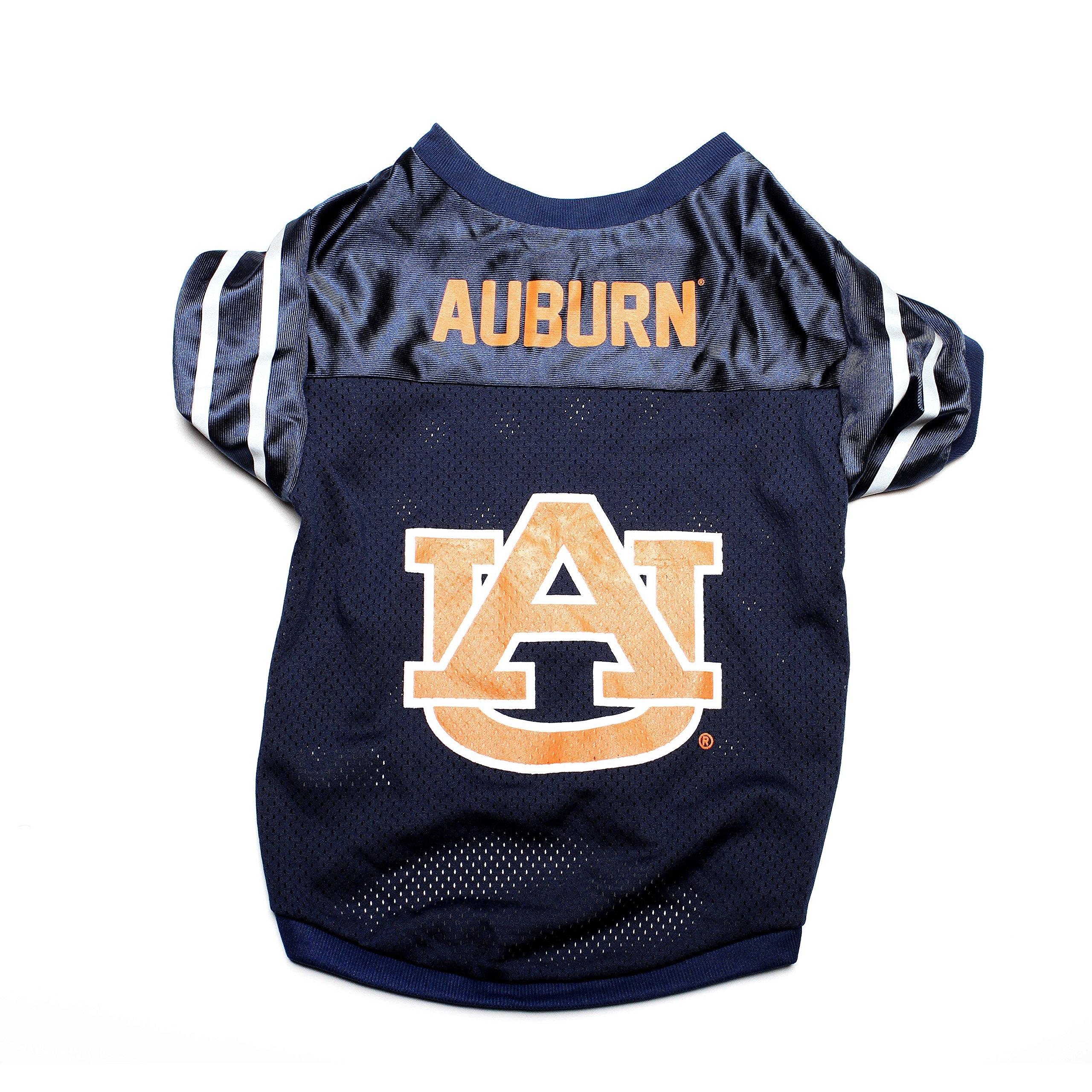 Pet Goods NCAA Auburn Tigers Collegiate Pet Jersey, Medium