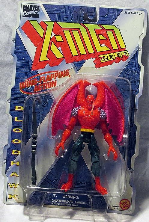 neuf! Toybiz Marvel Comics X-Men 2099 BLOODHAWK figurine