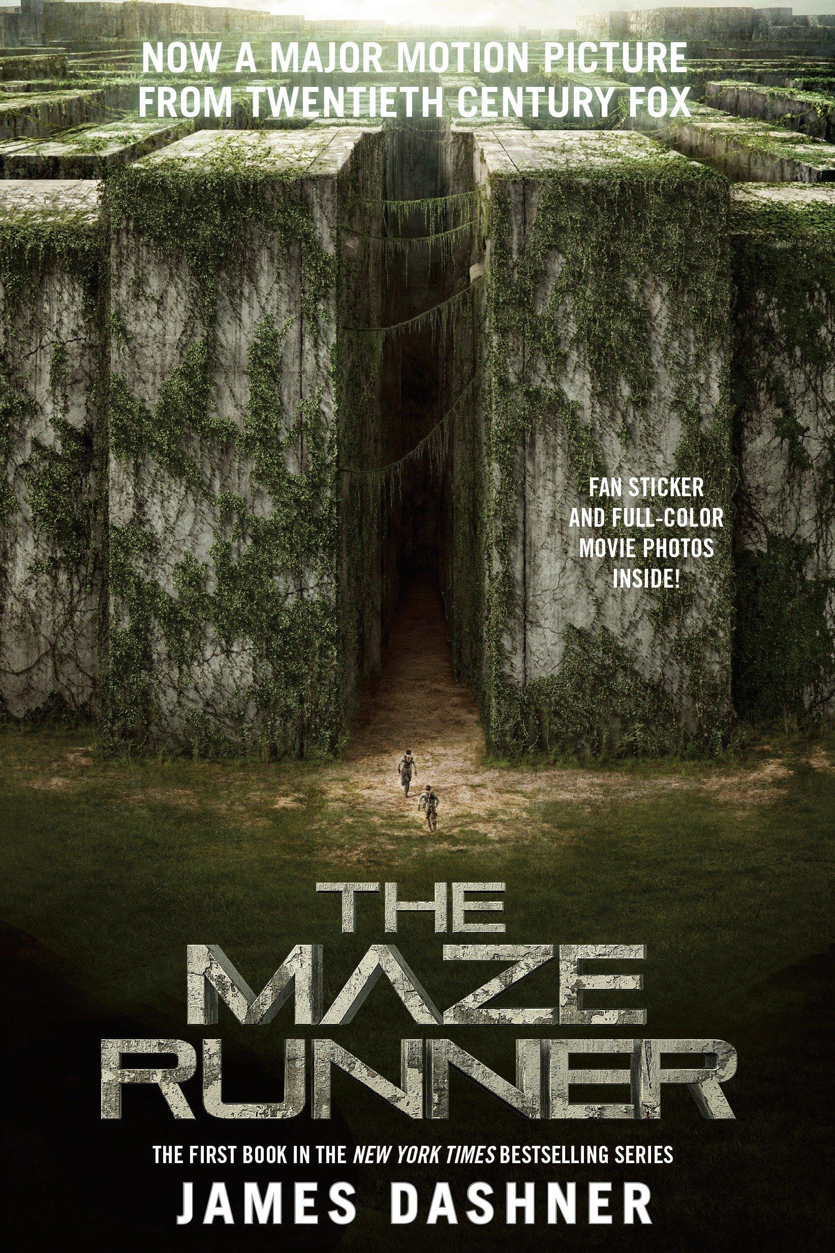 The Maze Runner Movie Tie In Edition Maze Runner, Book One The ...