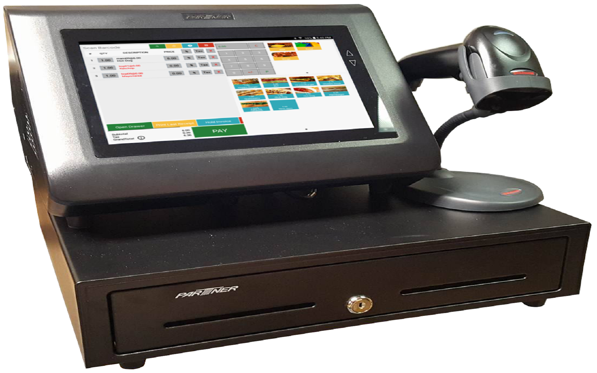 Point of Sale - Sircle POS: Amazon ca: Appstore for Android