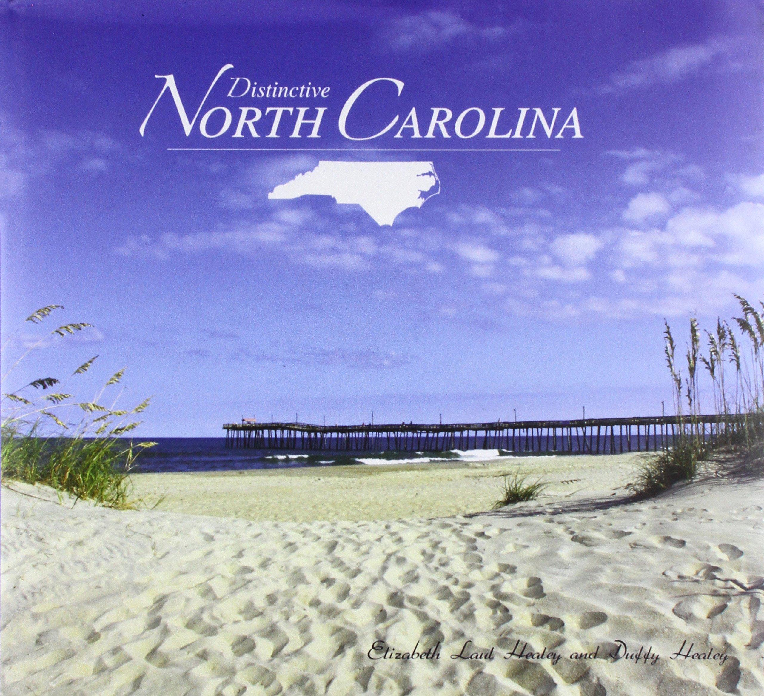 Download Distinctive North Carolina PDF