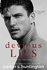 Devious Lies: A Standalone Enemies-to-Lovers Romance Kindle Edition