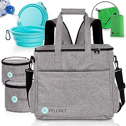 Amazon.com: PELEPET - Bolsa de viaje para perros pequeños ...