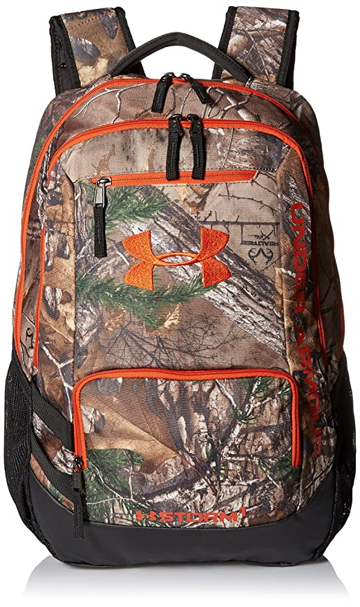 d8e87d685f54 Under Armour Camo Hustle Backpack