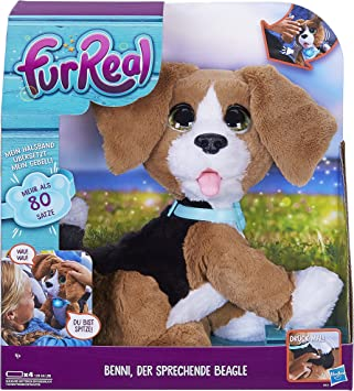 furReal Friends Benni der sprechende Beagle   Spielzeug Hund