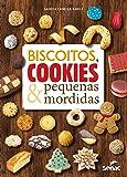 Biscoitos, cookies e pequenas mordidas