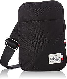Tommy Hilfiger Mens Essential Flat Crossover Prt Laptop Bag ( Mix)