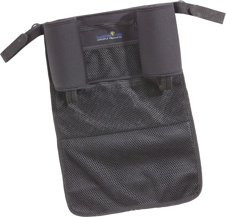 color negro Organizador para silla de paseo Buggy Mate Sunshine Kids 10530