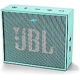 JBL Go Portable Bluetooth Speakers (Teal)