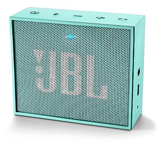 2348 opinioni per JBL GO Diffusore Bluetooth Portatile, Ricaricabile, Ingresso Aux-In, Vivavoce,