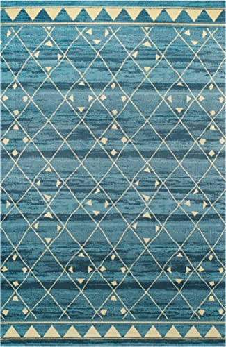 Superior Designer 5' x 8' Jarvis Collection Area Rug