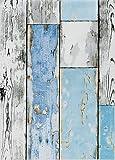 Fablon 67.5 cm x 2 m Scrap Wood Roll