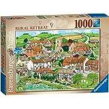 Ravensburger Rural Retreat 1000pc Jigsaw Puzzle