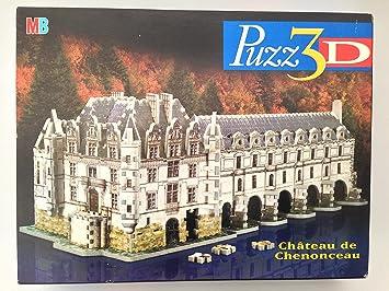 Puzz d chateau de chenonceau amazon jeux et jouets
