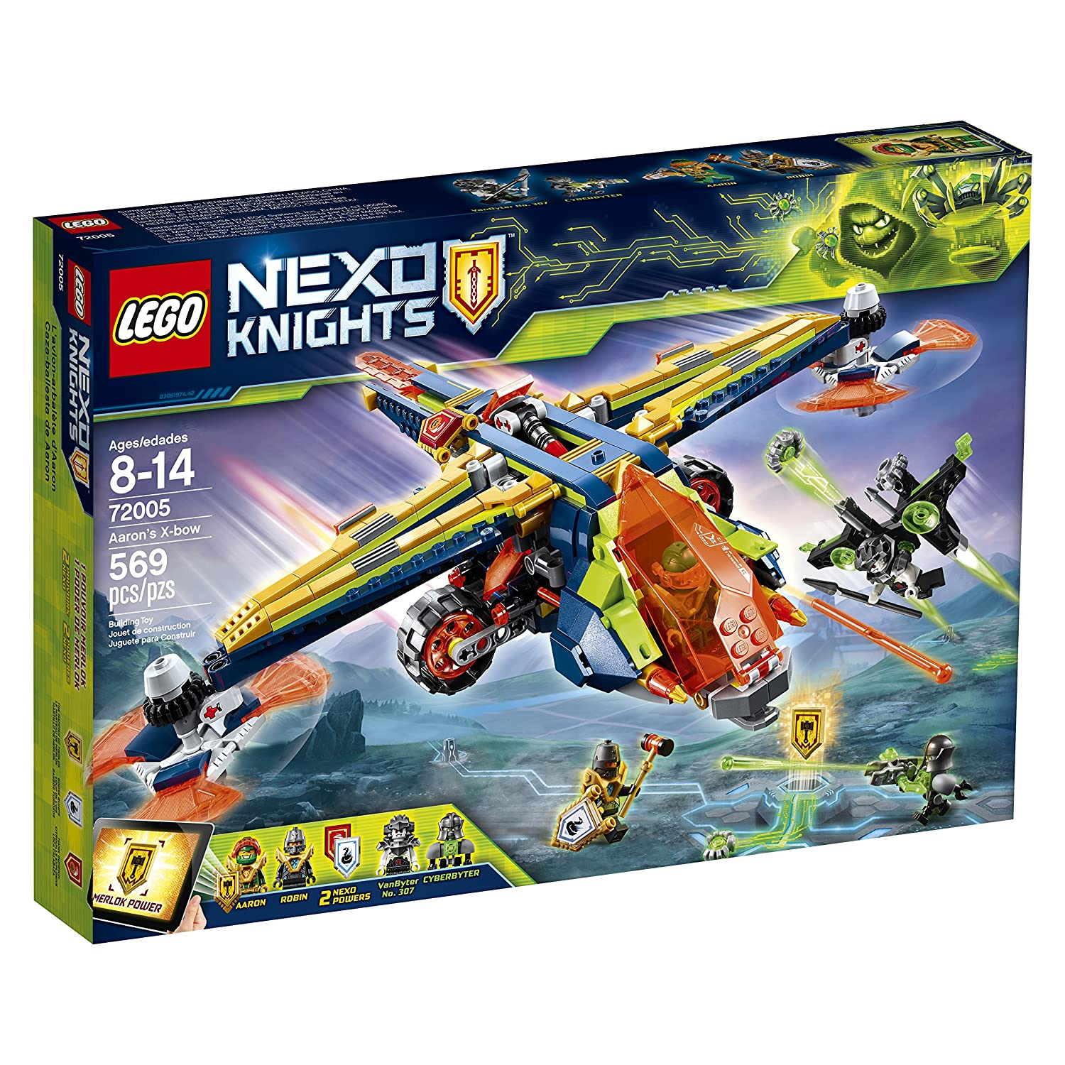 Top 9 Best LEGO Nexo Knights Set Reviews in 2021 12
