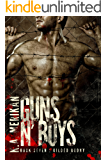 Guns n' Boys: Gilded Agony (Book 7) (gay dark mafia romance)