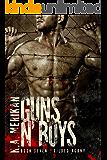 Guns n' Boys: Gilded Agony (Book 7) (gay dark mafia romance)