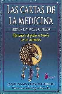 Medicine Cards: Amazon.es: Jamie Sams, David Carson: Libros ...