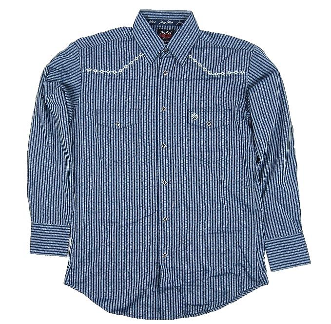 Wrangler Mens George Strait Collection Long Sleeve Shirt