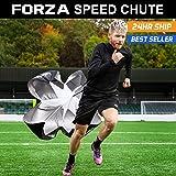 Speed Chute Trainer - Resistance Parachute Training Aid [Net World Sports]