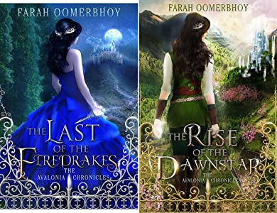 The Avalonia Chronicles (2 book series) Kindle Edition