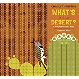 Charley Harper's What's in the Desert?: A Nature Discovery Book