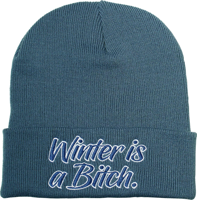 Gorro : Winter is Bitch/Regalo-s Hip Hop y Rap/Gorras de Hombre y ...