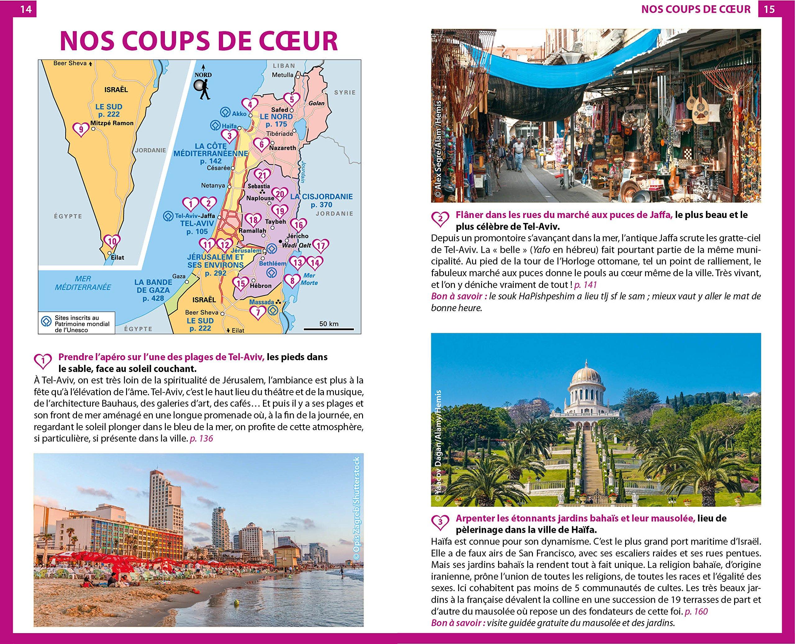 Amazonfr Guide Du Routard Israël Palestine 201819 Collectif
