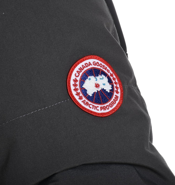 Canada Goose - Abrigo - para Mujer Gris Gris: Amazon.es: Ropa y accesorios