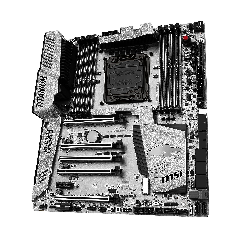 MSI 7 A21 002R Carte m¨re Intel lga1151 Socket Kit de Mise  Niveau Noir Amazon Informatique