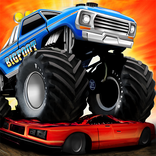 Monster Truck Destruction (Best Monster Truck Crashes)